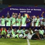 AFCON 2019: Super Eagles Secure Third Place Finish After Beating Tunisia
