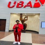 Wizkid Officially Unveiled As UBA Brand Ambassador