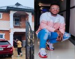 DJ Kaywise Shows off his New House (Photos)