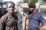 Xenophobia: Not A Nigerian , But A Tanzanian Drug Dealers killed South African Taxi Driver - South African Eyewitnesses Says (video)