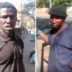 Xenophobia: Not A Nigerian , But A Tanzanian Drug Dealers killed South African Taxi Driver – South African Eyewitnesses Says (video)
