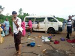 Fatal Accident !!! 3 Wedding Guests Confirmed Dead While Others Sustained Injuries in Ekiti State