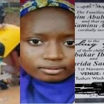 So Sad !!! Lady drowns in floodwater five days to her wedding in Kaduna (photos)