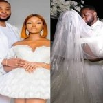 #BamTeddy: Photos & Videos from BamBam and Teddy A's white Wedding in Dubai