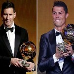 'I was hurt when Cristiano Ronaldo won his fifth Ballon d'Or' – Lionel Messi reveals