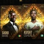 CAF Award 2019 !!! Sadio Mane & Asisat Oshoala Named African Player of the Year