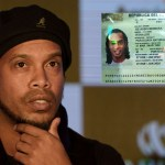 Football Legend, Ronaldinho arrested by police for entering Paraguay with a fake passport