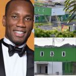 Chelsea Legend, Didier Drogba Offers His Hospital for Coronavirus Treatment Centre (Photos)
