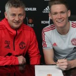 Manchester United star, Scott McTominay Signs New 5 year deal