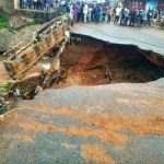 One Person Confirmed dead after Bridge Collapsed during Heavy Rainfall in Ilorin, Kwara State
