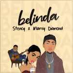 Stency x Marvy Diamond - Belinda