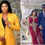 Photos From Actress, Angela Okorie Private Beach Wedding