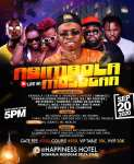 """EVENT !!! """"Abimbola Live In Mosogar"""" on Sep 20th 2020 at Happiness Hotel, Mosogar Delta State"""