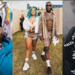 Burna boy and His girlfriend, Stefflon Don unfollow each other on Instagram