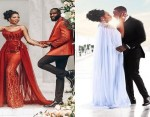 BBNaija's Khafi and Gedoni are Officially Married Now !!!