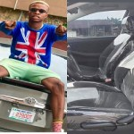 Nigerian Singer, Abimbola buys himself a New Car as early Christmas gift (Photos)