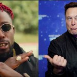 World Richest Man, Elon Musk reacts as Erigga asks fans to Choose between dinner with Musk & 2 Bitcoins