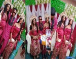 Nigerian Man Marries Twin Sisters Because 'they can't live without each other'(Video/photos)
