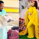 Nigeria Singer, D'Banj and his wife, Lineo Didi Kilgrow welcome Another child, a baby girl