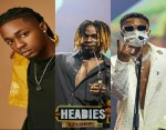 TheHeadies Award: Wizkid wins Artiste of Year, Omah Lay wins Next Rated (Full List of Winners)