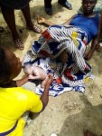Woman gives birth on roadside in Bayelsa state