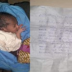 """Mother dumps her Newborn baby in Katsina State with a Note """"Pleading with whoever finds the child to take care of her."""""""