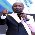 """""""Buying a 3rd jet doesn't mean owning 3 jets"""" – Apostle Suleman, clarifies as he slams critic"""