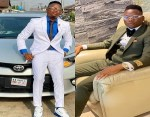 Nigerian Singer, Tobi Jay acquires a Brand New Car (Photos)