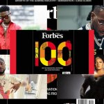 Top 10 Nigerian Celebrities who Made it to Forbes 100 African Innovations & Icons List