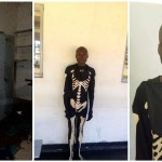 Police Arrests Suspected Burglar who Pretends to be a Ghost to rob houses in Zimbabwe