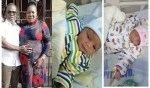 Nigerian Couple Welcome twins after 21 years of Marriage (Photos)