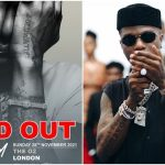 Wizkid sold out London O2 Arena 'Made In Lagos Tour' Show in just 12 Minutes