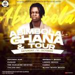 EVENT!!! DCE Nation Worldwide Present Abimbola Live in Kumasi, Accra Ghana