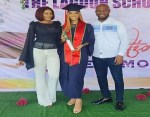 Nollywood star, Yul Edochie celebrates His Daughter as she Graduates from Secondary School