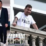 Masked Robbers Steal Money and Jewellery from Paris Hotel where Lionel Messi Lives