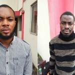EFCC arraigns two alleged fraudsters for impersonating Anthony Joshua to defraud two British ladies of £15,000