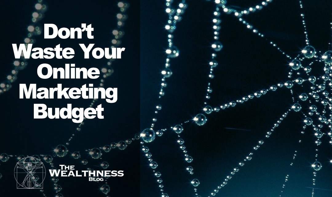 Don't Waste Your Online Marketing Budget