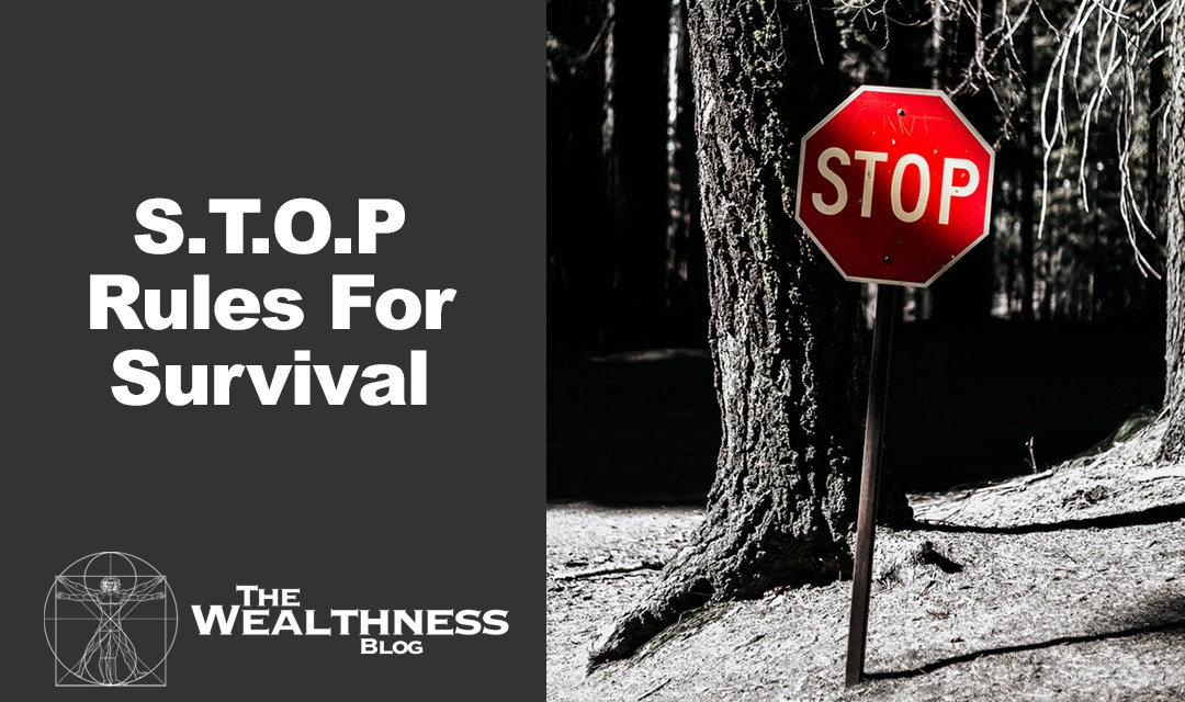 S.T.O.P Rules For Survival | The Omniscience Principle Part 10