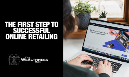 The First Step to Successful Online Retailing