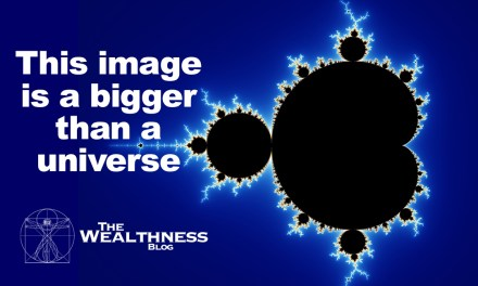 This Little Image is Bigger Than A Universe | The Mandlebrot Set