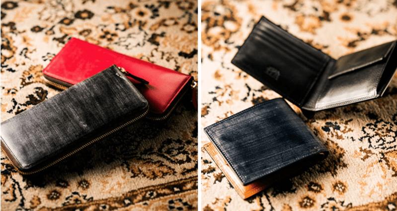 ココマイスター『ブライドルシリーズ』の財布