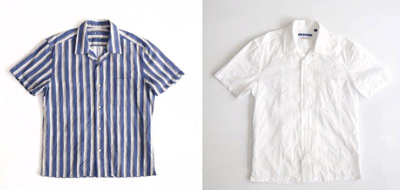 イタルスタイルの半袖シャツ