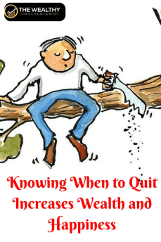 Knowing when to quit is a talent. Stubbornly hanging on to DIY dreams when you need help can hurt you financially. #DIY #doityourself #repairs #help #financial independence