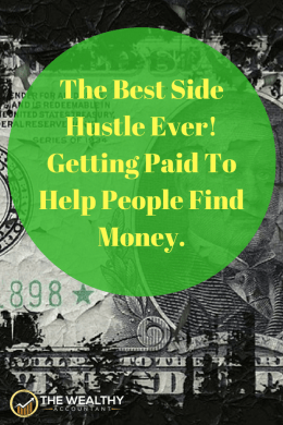 The best side hustle ever! Helping people find money. Billions of unclaimed money  are lost every year. A family member dies and the family doesn't know where the money was kept. Forensic accounting is a fun and profitable side gig. #fun #sidegig #sidehustle #unclaimedmoney #forensicaccounting