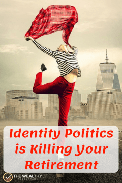 Identity politics is killing your retirement. #retirementplanning #divorce #identitypolitics #familyvalues #retirement #jordanpeterson