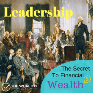 The secret to wealth. money and riches is leadership. Acquire the traits all successful people have. Lead by example and learn from the best. Winners learn to be winners from other winners. #wealthyaccountant #winners #secret #wealth #success #leadership #money #business #riches