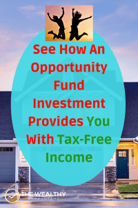 Turn capital gains taxes into a powerful tax-free income generating income machine. The ultimate in passive income: the Opportunity Fund! Stop paying taxes on gains today. Read more here. #wealthyaccountant #passiveincome #taxes #taxfree #tax #taxes #investments