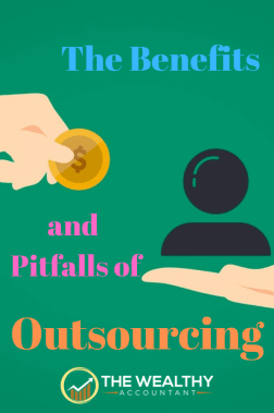 What are the benefits and pitfalls of outsourcing tax returns? Here is the one reason you never want to outsource your tax work.
