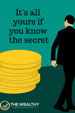 The amount of wealth you have is in direct proportion to understanding the secrets of money. Wealthy people know how to focus on the right things for maximum wealth creation.