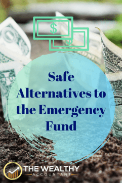 Safe, high-interest, emergency fund alternatives. Invest your short-term money in liquid and guaranteed accounts. #emergencyfund #daveramsey #workingcapital #sinkingfund